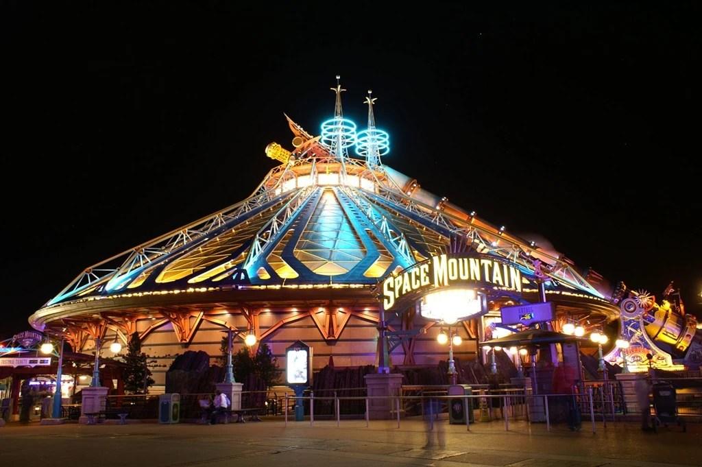 Space Mountain: Mission 2 | Disney Parks Wiki | FANDOM ...