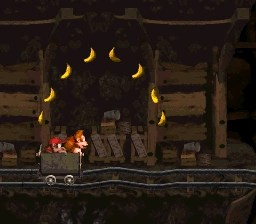 Mine Cart Carnage Donkey Kong Wiki Fandom powered by Wikia