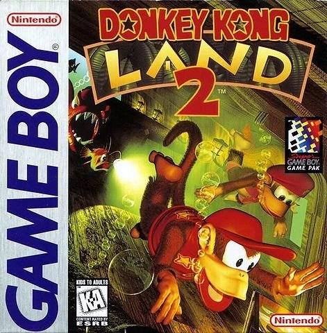 Donkey Kong Land 2 Donkey Kong Wiki FANDOM powered by