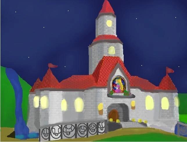 Super Smash Bros ChannelStages Fantendo Nintendo Fanon Wiki Fandom Powered By Wikia