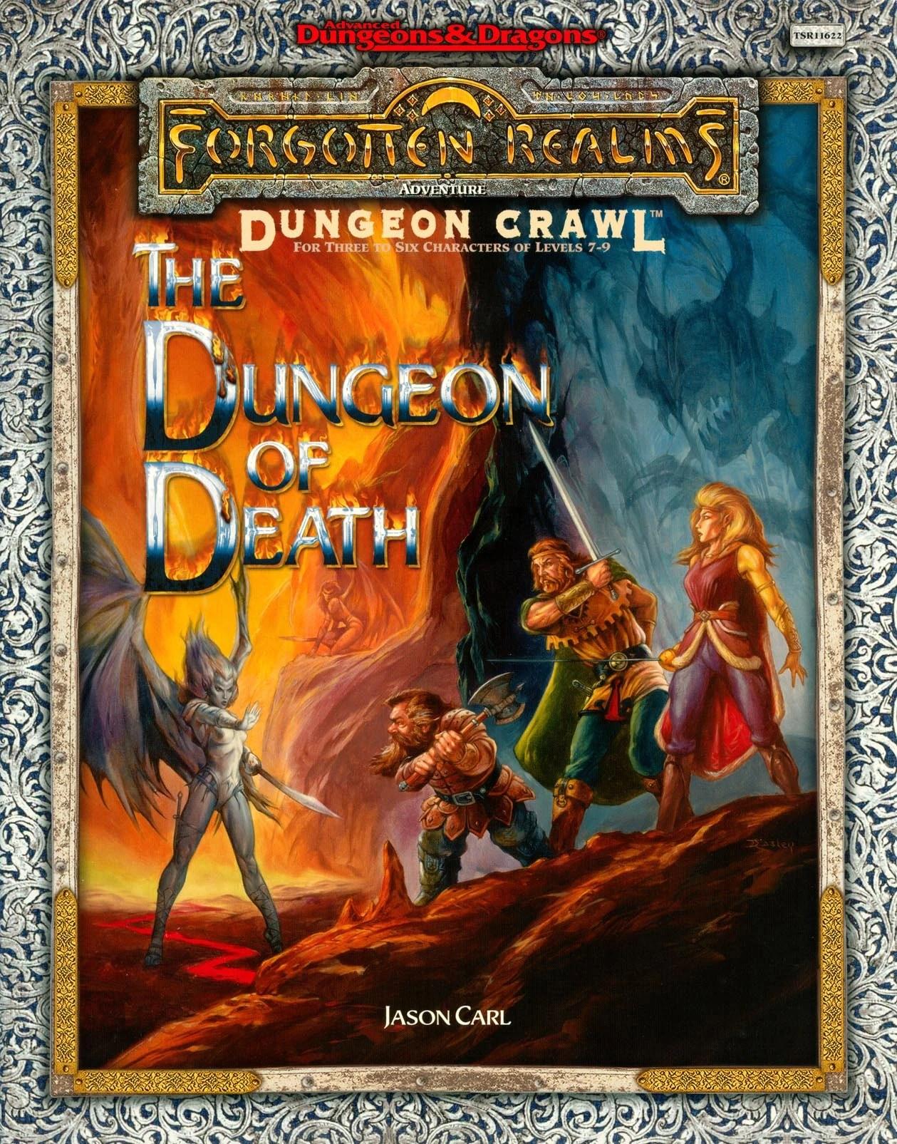 The Dungeon of Death (adventure) | Forgotten Realms Wiki ...