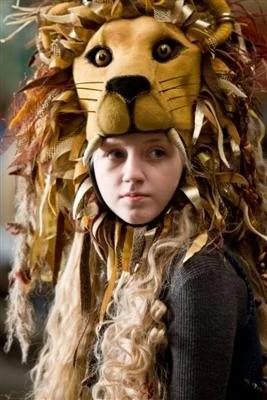 Luna Lovegood's lion hat | Harry Potter Wiki | FANDOM ...