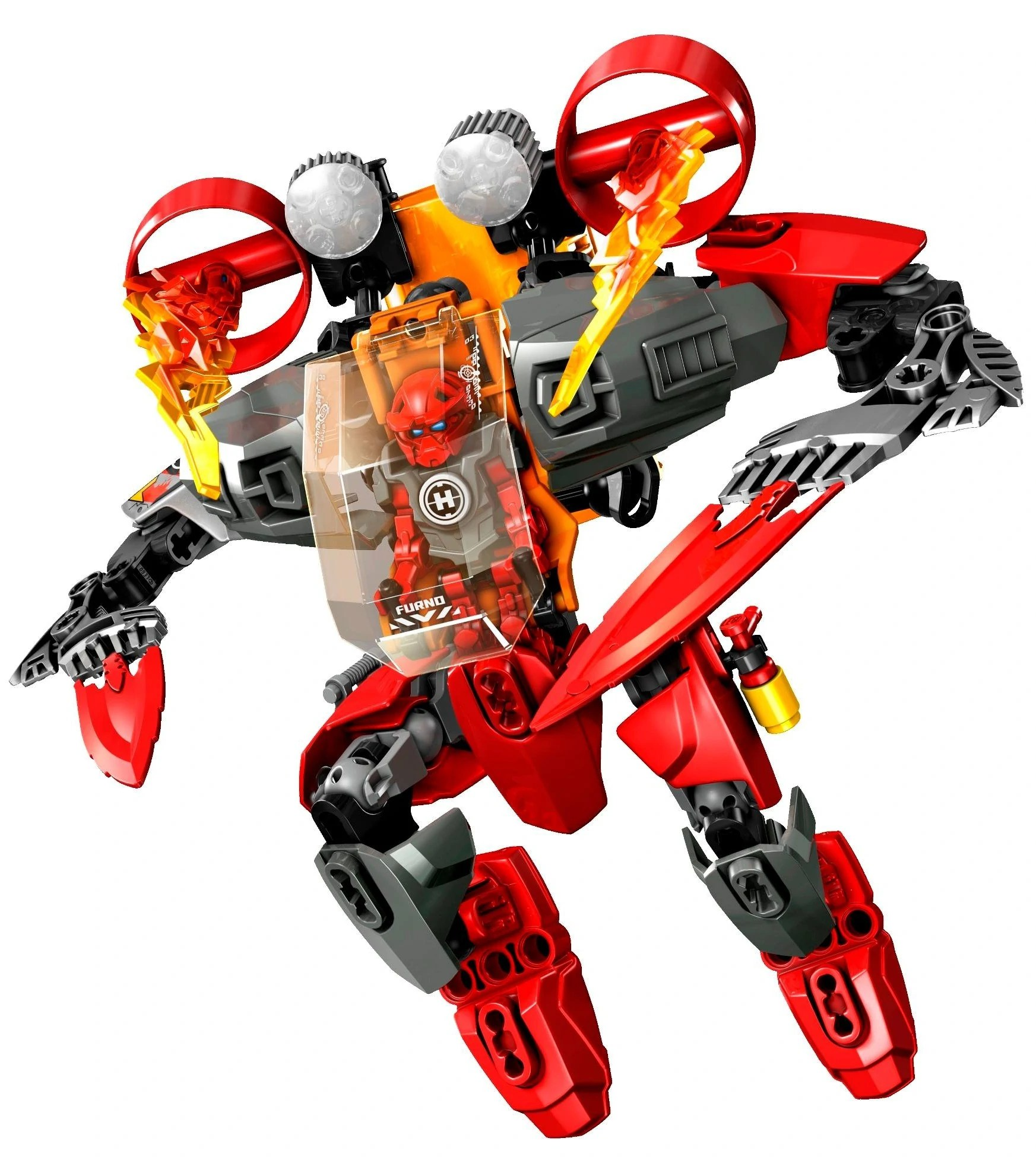 lego hero factory breakout furno