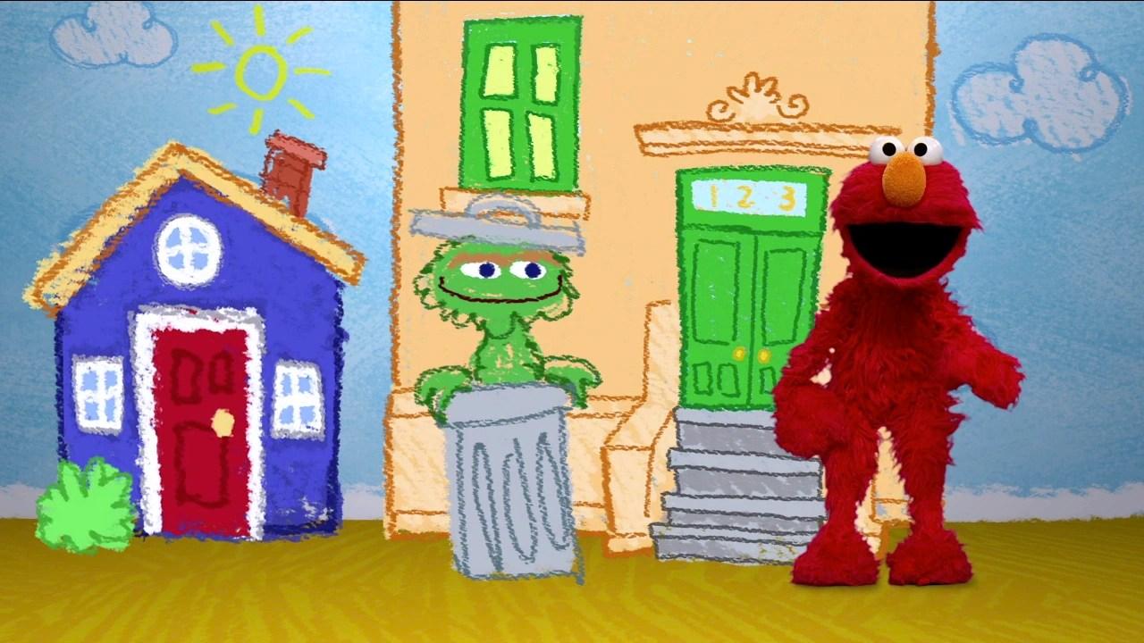 Sesame Street Elmos World Babies Dogs Amp More Vhs (14