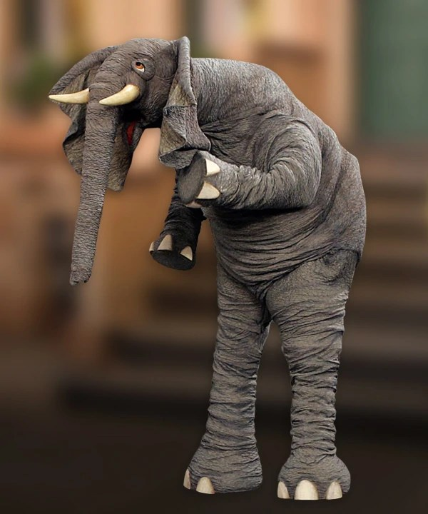 Horatio Elephant Muppets