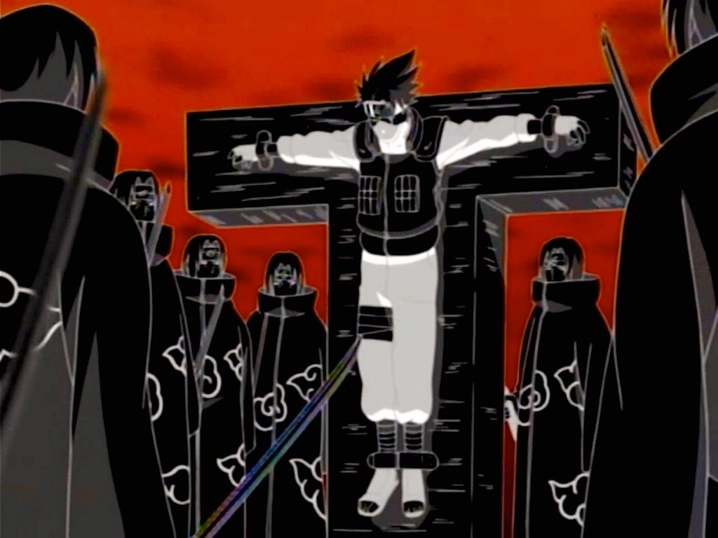 Sharingan contre Sharingan Naruto Wiki Fandom powered