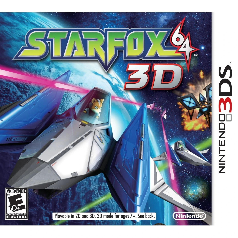 Star Fox 64 3D Nintendo 3DS Wiki FANDOM Powered By Wikia