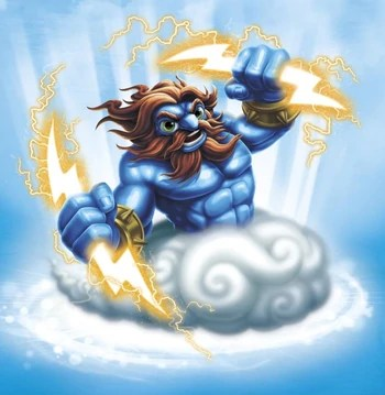 Lightning Rod Skylanders Wiki FANDOM Powered By Wikia