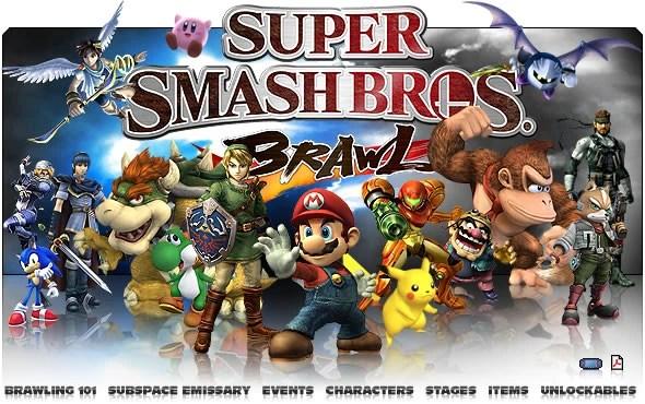 Super Smash Bros Series Super Smash Bros Fanon