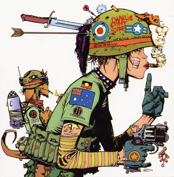 Tank Girl | Tank Girl Wiki | FANDOM powered by Wikia