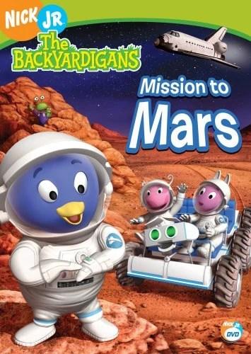 Mission to Mars (DVD)   The Backyardigans Wiki   FANDOM ...
