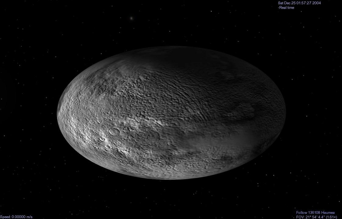 Haumea The Science Database Wiki Fandom powered by Wikia
