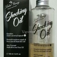 Label Young - Shocking Oil