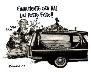 Tuttavia, secondo Umberto Romaniello, basta un po' di pazienza e un posto fisso alla fine si trova sempre.