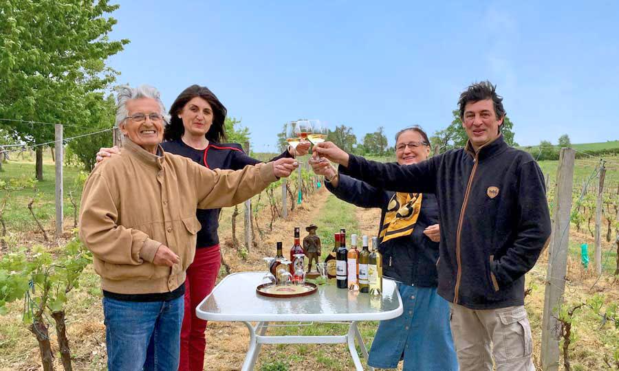 Domaine de Lagajan - Armagnacs et Côtes de Gascogne