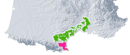 Vins des Côtes du Roussillon