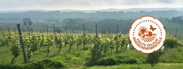 Vineyards of High Environmental Value