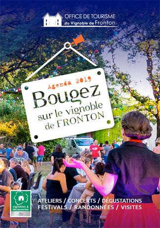 Maison des vins de Fronton - Agenda 2019