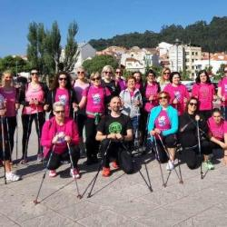 UVigo y Sergas buscan candidatas a testar los beneficios de la marcha nórdica tras sufrir cáncer de mama