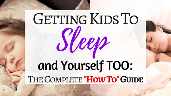 get kids to sleep