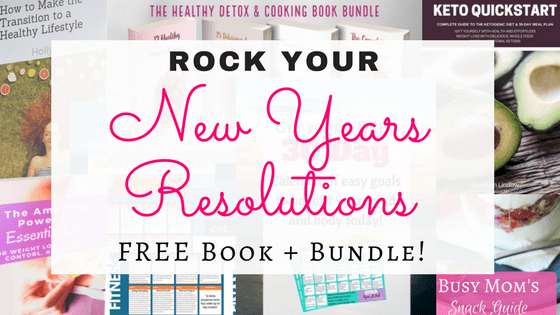 Rock Your New Years Resolutions Free Promo