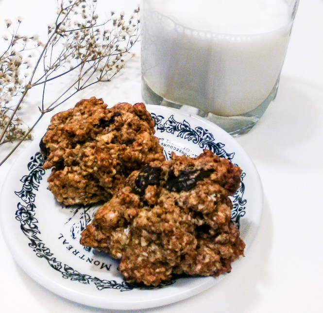 Healthy Sugar Free Lactation Cookies To Boost Milk Supply