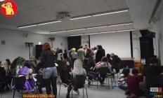 Unha das actividades desenvoltas no salón.