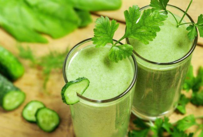 Afrodiziakum celerový nápoj