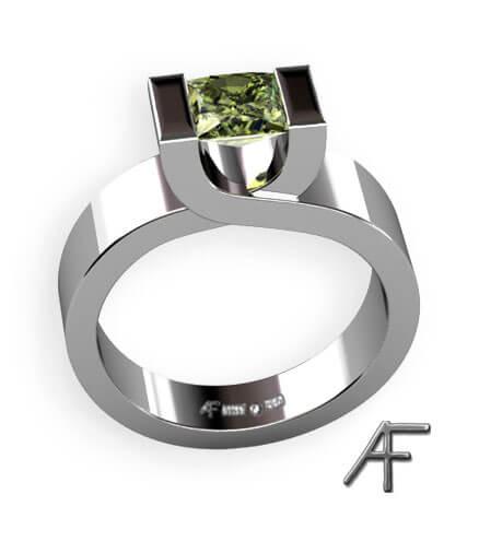 crossing forrest green diamond