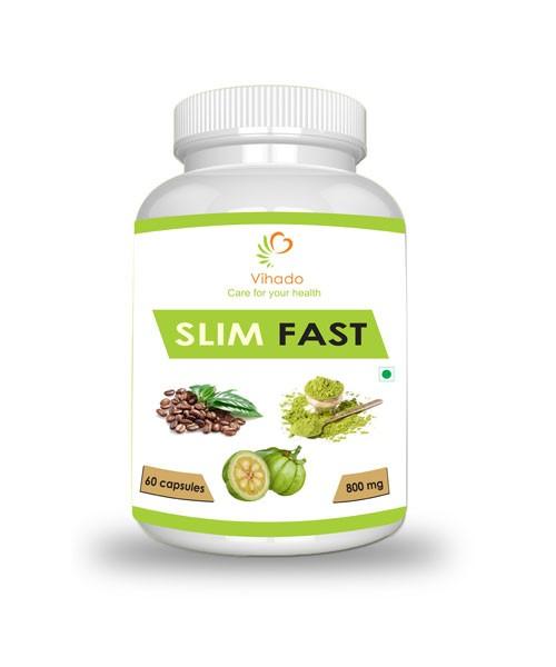 vihado slim fast for weight loss