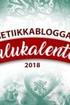 Tulossa pian: Kosmetiikkabloggaajien joulukalenteri 2018