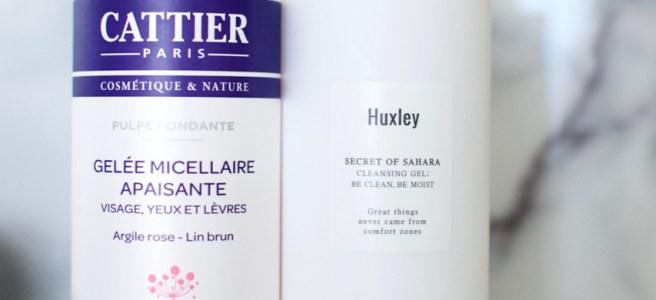 Cattier-miselligeeli ja Huxley-puhdistusgeeli