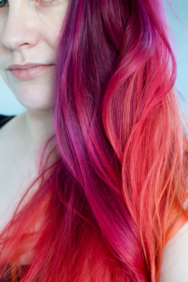 pinkki-violetti-tukka-pink-violet-hair_sunset-hair