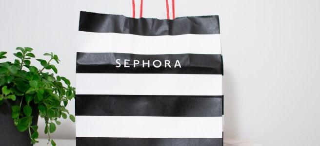 Sephora tilaus Suomeen