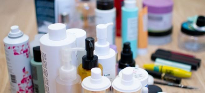 loppuneet kosmetiikkatuotteet