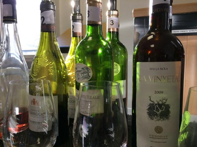 wset viinikurssi maistelu