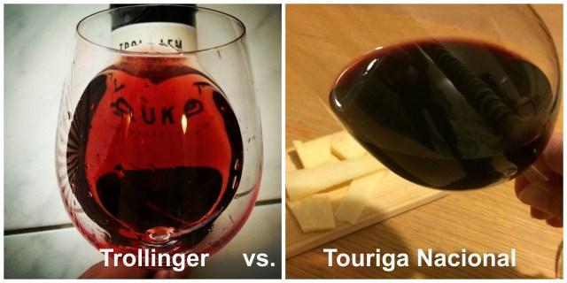 viinin väri punaviinin sävyerot