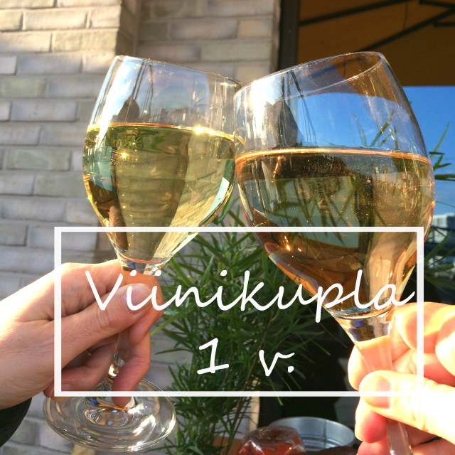 Viinikupla viiniblogi