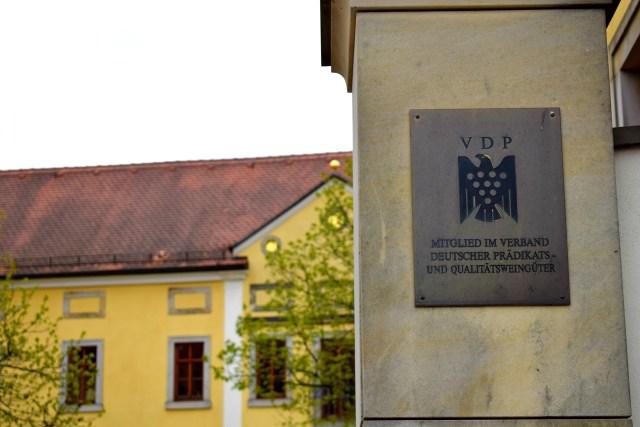 Schloss Proschwitz viinialue Sachsen