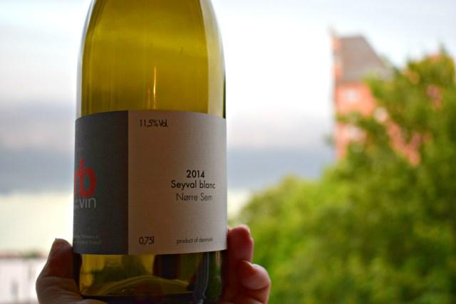 tanskalainen viini seyval blanc