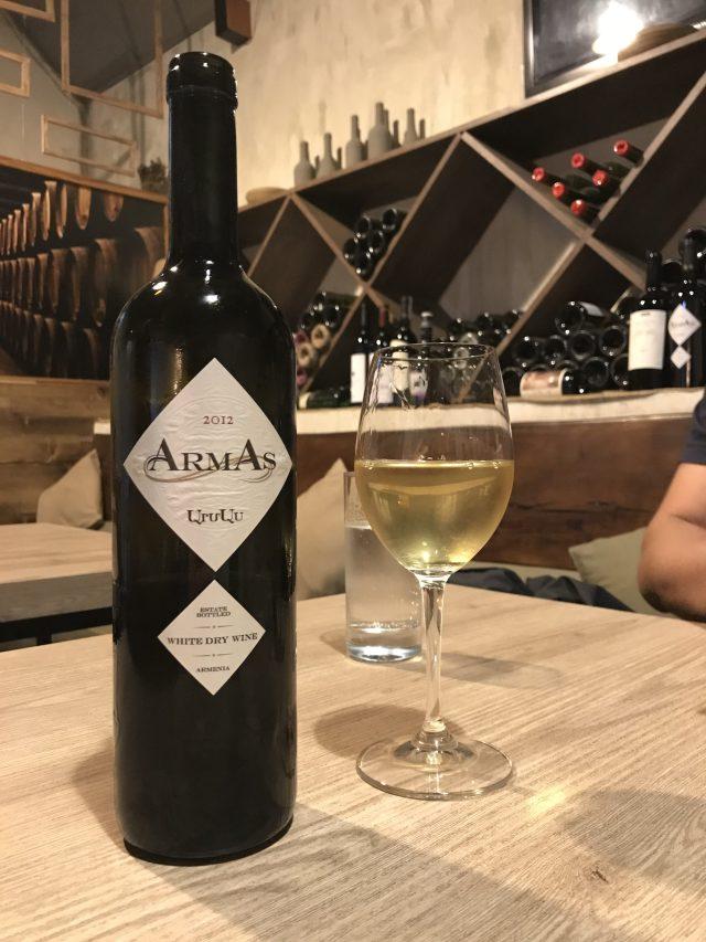 armenialainen viini