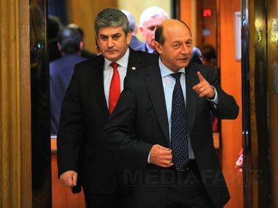 Basescu - Oprea