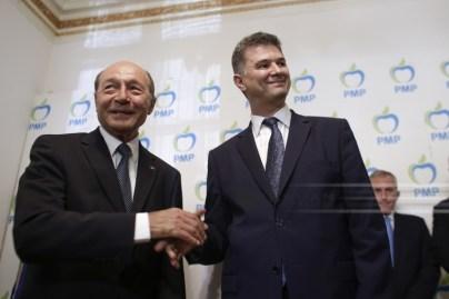 Basescu si Steriu