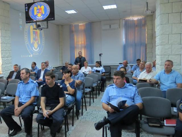 primari la Jandarmerie