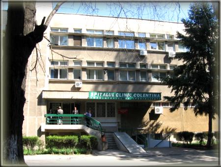 Spital Ciolentina'