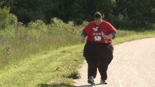corredor obeso