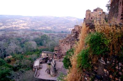 The Ranthambore fort news and photos