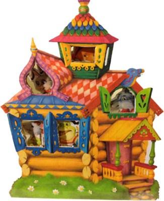 vika raskina - picture of fairy house