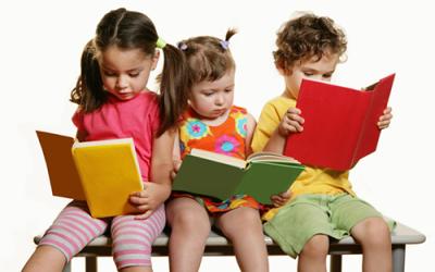 «Про-дук-ты» или как мой сын начал читать по-русски