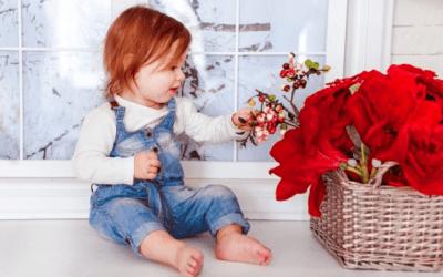Марафон для малышей от 9 до 15 месяцев (сенсорика и моторика)